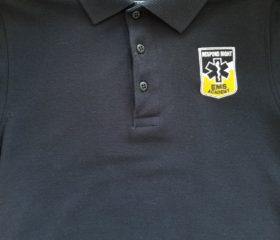 Uniform Polo-Dark Navy w/RREMSA Logo