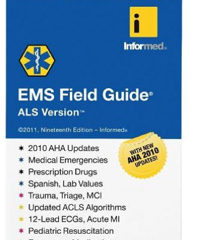 EMS ALS Field Guide
