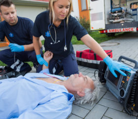 EMT Class Registration Fee - April 10 @ 6pm
