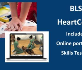 BLS HeartCode - Includes Skills Test