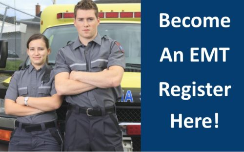 EMT Classes Forming Now