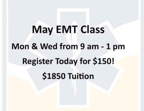 EMT Class May 2020