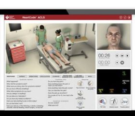 HeartCode ACLS - Includes Skills Testing