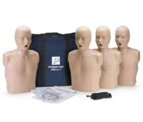 Prestan CPR Manikin 4-Pack