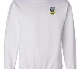 White Sweatshirt - Official RREMSA Gear (Primary Instructors Only)