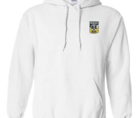 White Hoodie - Official RREMSA Gear (Primary Instructors Only)